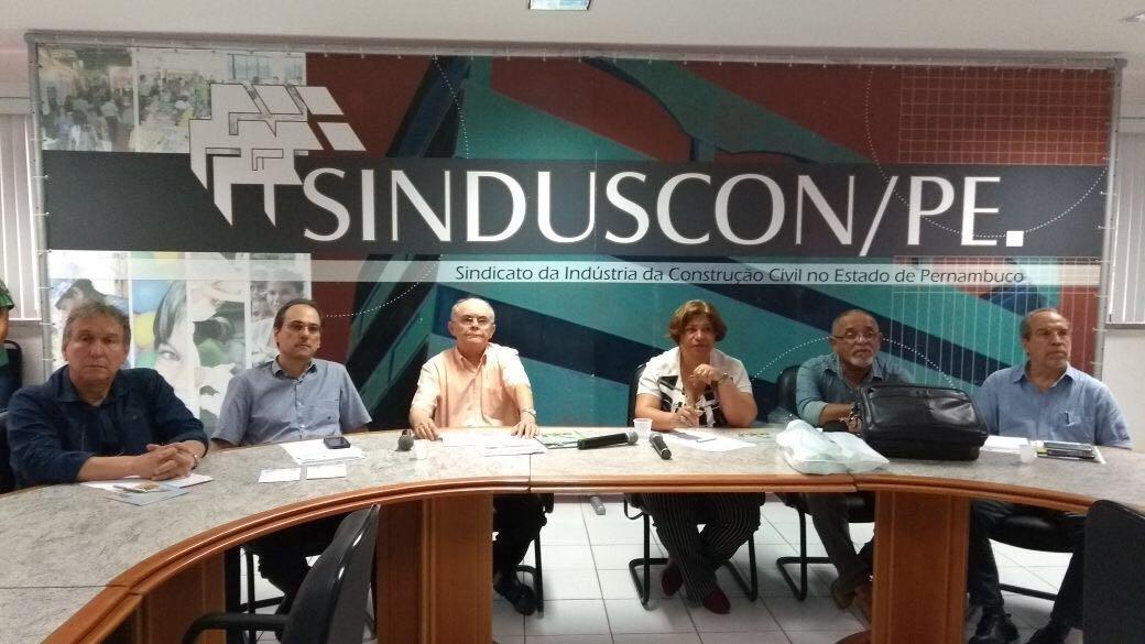 RANGER SMS PARTICIPA DE REUNIÃO DO CPR-PE PARA DISCUTIR ATIVIDADES EM ESPAÇOS CONFINADOS NA CONSTRUÇÃO CIVIL