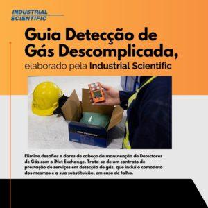 Guia Detecção de Gás Descomplicada, Elaborado pela Industrial Scientific