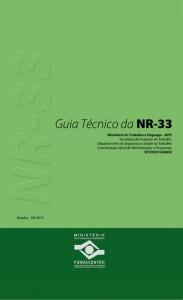 Guia técnico da NR-33