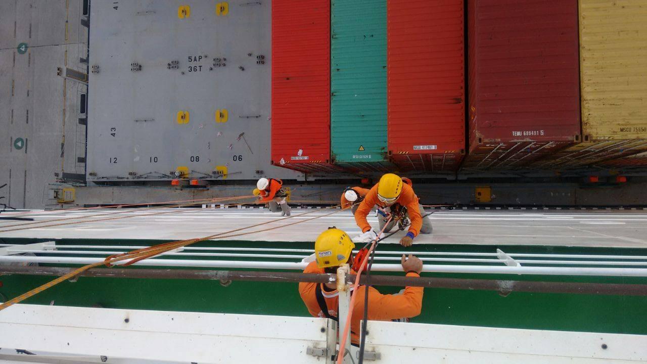 Corda de Segurança Para o Trabalho em Altura