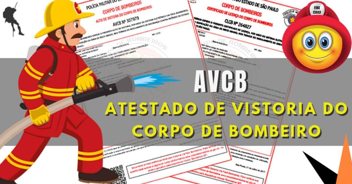 O que é o AVCB emitido pelo Corpo de Bombeiros?