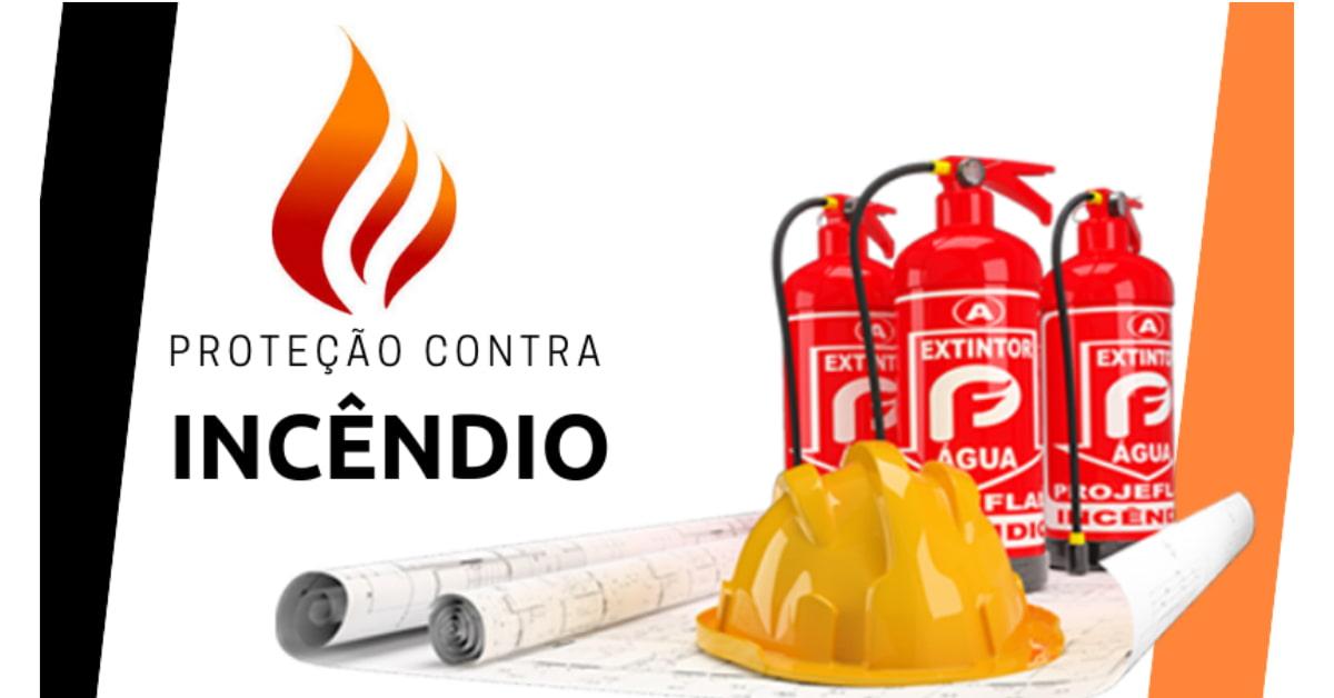 Tipos de Proteção Contra Incêndio em Edificações