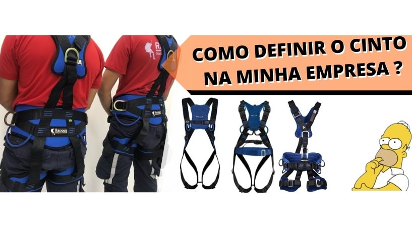 Qual o melhor Cinto Paraquedista para trabalho em altura?