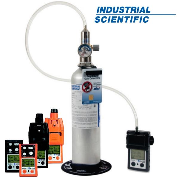 Cilindro para detectores de gás