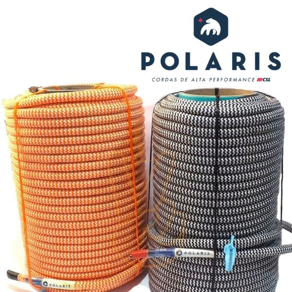 Corda para alpinismo industrial