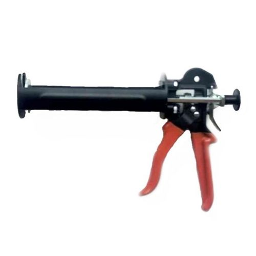 Para aplicar o chumbador quimico é necessário um chumbador quimico