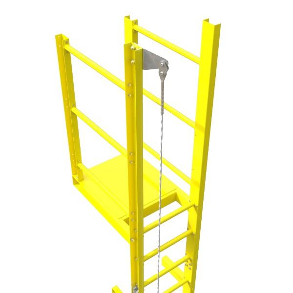escada marinheiro com spiq