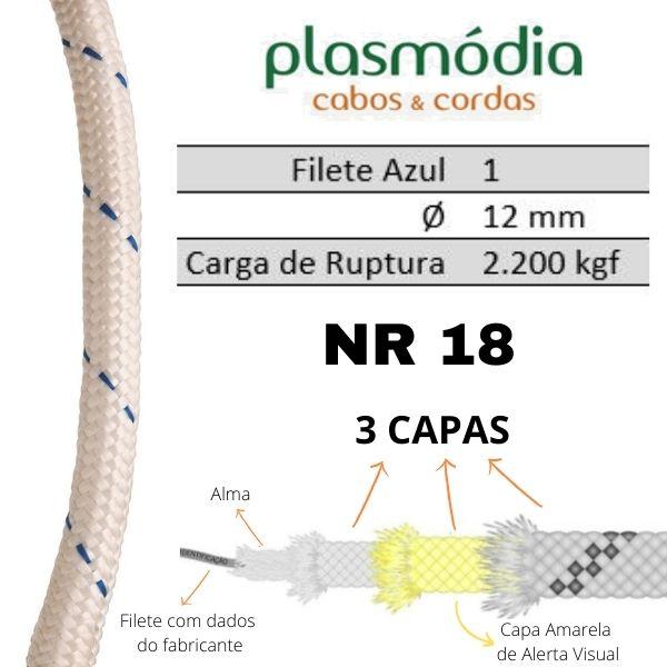 corda de 12mm