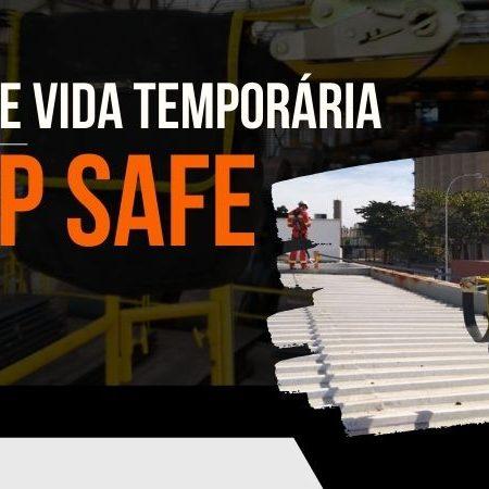 Linha de Vida Temporária Keep Safe